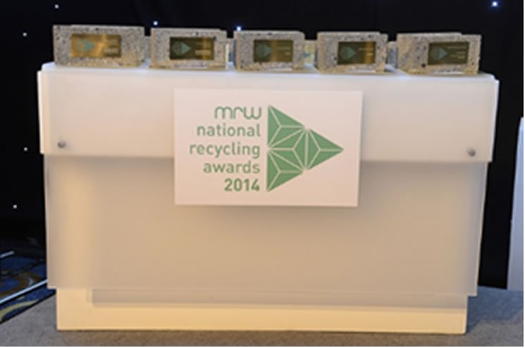 National Recycling Awards 2014